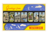 Greetings from Oshkosh  Wisconsin