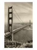 Golden Gate Bridge  San Francisco  California  Photo