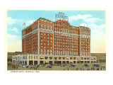 Hotel Peabody  Memphis  Tennessee