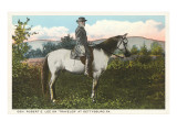 Robert E Lee on Horse  Gettysburg  Pennsylvania