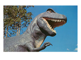 Roadside Tyrannosaurus Rex