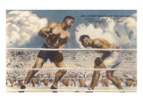 Dempsey-Willard Fight  1919