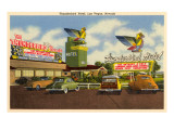 Thunderbird Hotel  Las Vegas  Nevada
