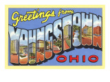 Greetings from Youngstown  Ohio