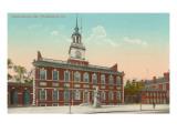 Independence Hall  Philadelphia  Pennsylvania