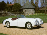 1954 Jaguar XK120