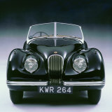 1950 Jaguar XK120