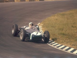 Lotus 18  Stirling Moss in 1960 Dutch Grand Prix