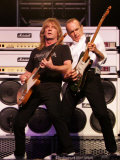 80s Rock Legends Status Quo  Francis Rossi and Rick Parfitt  in Concert in Sweden  June 2005