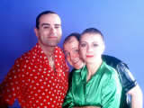 Greg Hemphill  Karen Dunbar and Ford Kiernan from the Hit Comedy Program 'Chewin the Fat'