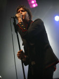 The Strokes at Braehead Arena December 2003