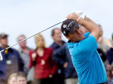 Thomas Levet  the Open 2004 at Royal Troon
