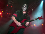 "Guitarist ""Seven"" of Slipknot in Concert at the NEC  Birmingham"