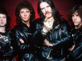 Heavy Metal Rock Group Motorhead