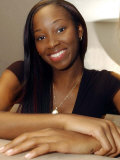 Singer Jamelia at Malmaison Hotel