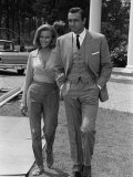 Film Goldfinger  1964: Sean Connery and Honor Blackman