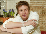 TV Chef Jamie Oliver