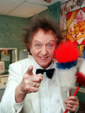 Comedian Ken Dodd April 1999