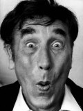 Frankie Howerd Comedian Sucked in Cheeks