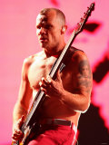 Red Hot Chili Peppers Headlining the Main Stage on Saturday Night at the Reading Festival