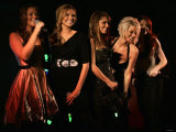 Mirror Competition to Meet Girls Aloud at the Harrods Christmas Launch November 2006