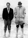 Eric Morecambe and Ernie Wise in January 1965
