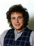 David Essex Singer Pictured in London