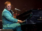 Elton John in Concert at the Odyssey Arena Belfast December 2002
