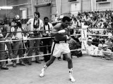 World Heavyweight Champion Muhammad Ali Announces His Retirement from Boxing