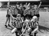 Newcastle United Juniors Team Group Photograph