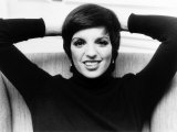 Actress Singer Liza Minnelli  1978