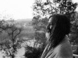 Maharishi Mahesh Yogi Who Met Up with the Beatles When They Visited India February 1968