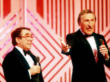 Comedian Entertainer Ronnie Corbett at the Royal Variety Performance at the Palladium
