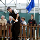Ben Curtis  the Open 2004 at Royal Troon