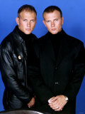 Bros Matt and Luke Goss Bros Pop Group 1991