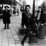 Sex Pistols British Pop Group Punk in Holland 1977