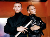Matt and Luke Goss Bros Pop Group 1991