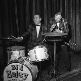 Bill Haley on First Visit to England Which Was Largley Sponsored by the Daily Mirror