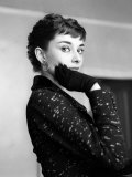 Actress Audrey Hepburn  September 1954