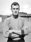 Brian M Harvey Goalkeeper Newcastle United