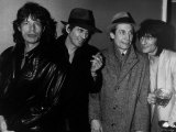 The Rolling Stones Pop Group at the 100 Club London 1986