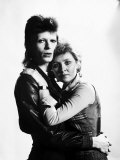 Lulu Singer with Singer David Bowie
