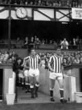 Brian Clough Makes Return Debut For Sunderland at Roker Park
