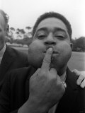 Dizzy Gillespie Jazz Musician July 1963 at Fort Belvedere Near Ascot