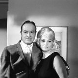 "Film Star Bob Hope and Anita Ekberg Filming For the Movie ""Call Me Bwana"""