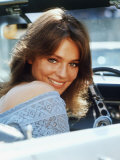 Jacqueline Bisset Actress Behind the Wheel