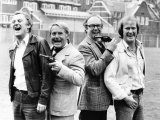 Morecambe and Wise Meet the Cast of Sweeney April 1978 John Thaw and Dennis Waterman