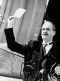 John Cleese Actor in a Scene from a Comedy Show Impersonating Pm Chamberlain May 1980