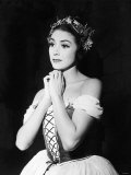 Ballerina Margot Fonteyn Makes Debut at Sadlers Wells in London