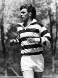 Prince Andrew Playing Rugby in Canada May 1977